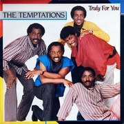 LP - The Temptations - Truly For You - Superior, Tempe Pressing