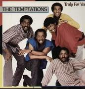 LP - The Temptations - Truly For You