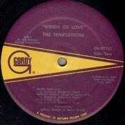 LP - The Temptations - Wings Of Love