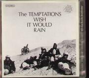 CD - The Temptations - Wish It Would Rain