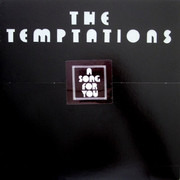LP - The Temptations - A Song For You - Flip-Back + Die-cut sleeve
