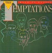 LP - The Temptations - Back To Basics