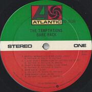 LP - The Temptations - Bare Back - MO