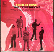 LP - The Temptations - Cloud Nine