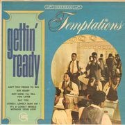 7inch Vinyl Single - The Temptations - Gettin' Ready - Original US Jukebox EP