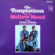 LP - The Temptations - In A Mellow Mood