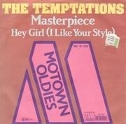 7inch Vinyl Single - The Temptations - Masterpiece