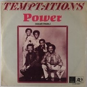 7inch Vinyl Single - The Temptations - Power