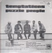 LP - The Temptations - Puzzle People - still sealed