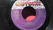 7inch Vinyl Single - The Temptations - Special