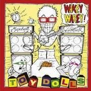 LP - The Toy Dolls - Wakey Wakey! - RED VINYL