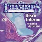 7'' - The Trammps - Disco Inferno