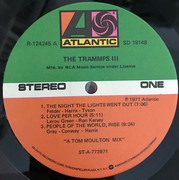 LP - The Trammps - The Trammps III - Still sealed
