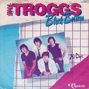 7inch Vinyl Single - The Troggs - Black Bottom