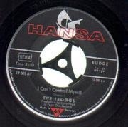 7'' - The Troggs - I Can't Control Myself / Gonna Make You - freakbeat classic