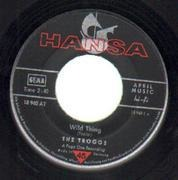 7'' - The Troggs - Wild Thing / Lost Girls - Freakbeat
