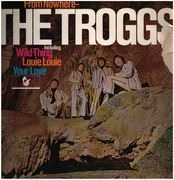 LP - The Troggs - From Nowhere - Original 1st German