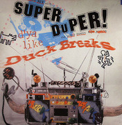 LP - Turntablist - Superduperduckbreaks
