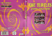 DVD - The Turtles - Happy Together