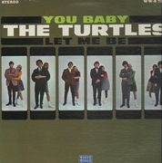 LP - The Turtles - You Baby - White Whale USA