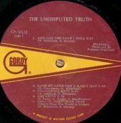LP - The Undisputed Truth - The Undisputed Truth