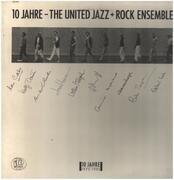 LP-Box - The United Jazz + Rock Ensemble - 10 Jahre - Slipcase + Booklet + Insert