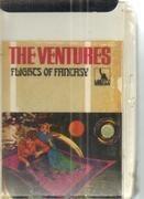 8-Track - The Ventures - Flights Of Fantasy - Still sealed