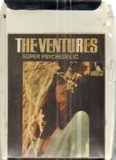 8-Track - The Ventures - Super Psychedelics - Still sealed
