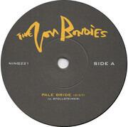 7inch Vinyl Single - The Von Bondies - Pale Bride / Earthquake