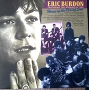 LP - Eric Burdon Featuring War and The Animals - House Of The Rising Sun
