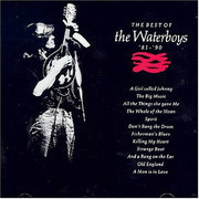 CD - The Waterboys - The Best Of The Waterboys '81 - '90
