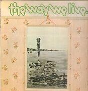LP - The Way We Live - A Candle For Judith - original uk pokora 1001