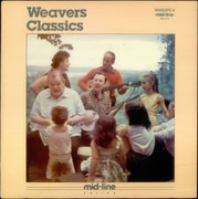 LP - The Weavers - Weavers Classics