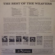 LP - The Weavers - The Best Of The Weavers