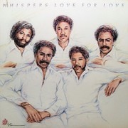 LP - The Whispers - Love For Love