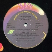 12inch Vinyl Single - The Whispers - I Can Make It Better
