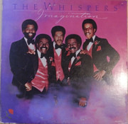 LP - The Whispers - Imagination