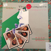 12inch Vinyl Single - The Whispers - Rock Steady