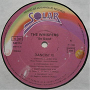 LP - The Whispers - So Good