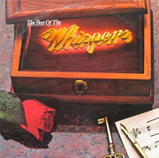 LP - The Whispers - The Best Of The Whispers - still sealed