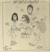 LP - The Who - By Numbers - Still Sealed