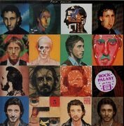 LP - The Who - Face Dances - + poster