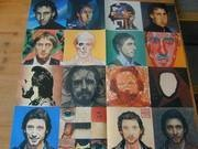 LP - The Who - Face Dances - WITH POSTER