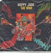 LP - The Who - Happy Jack - Original Taiwan