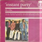 LP - The Who - 'Instant Party' - Original Unique Dutch