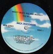 LP - The Who - Meaty, Beaty, Big & Bouncy