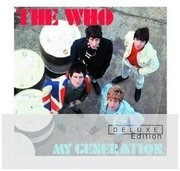 Double CD - The Who - My Generation - Deluxe Edition