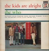 LP - The Who - The Kids Are Alright - Original 1st Dutch Mono Unique Cover