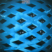 Double LP - The Who - Tommy - w BOOKLET