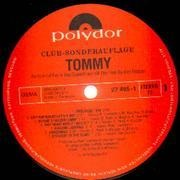 Double LP - The Who - Tommy (Soundtrack) - Club Sonderauflage